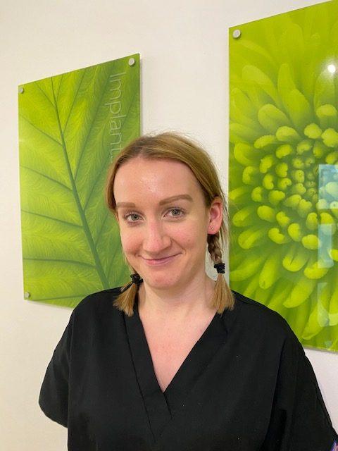 Naomi White, Dental Nurse